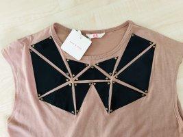 Sass & Bide Shirt, Designer Shirt, Oberteil, Luxustop, Top