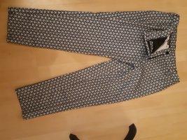 Chillytime Pantalone a vita bassa nero-beige
