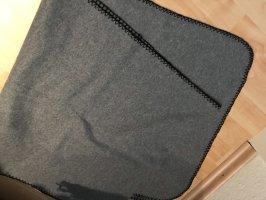 Bufanda de cachemir gris