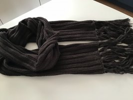 Gerry Weber Fringed Scarf dark brown