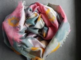 Codello Woolen Scarf multicolored