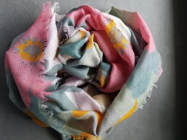 Codello Woolen Scarf multicolored