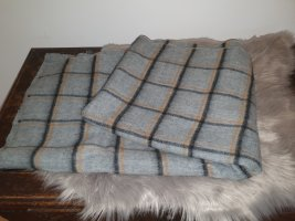 Zara Bufanda de lana gris