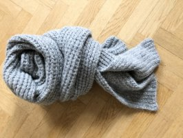 Drykorn Knitted Scarf grey