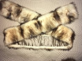 Cashmere Scarf multicolored pelt