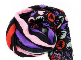 Pashmina multicolored polyester