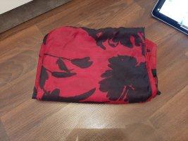 diverse Écharpe tube rouge carmin-noir