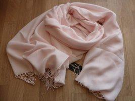 Schal Umhang Italian Cape rosa Tuch elegant