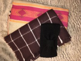 H&M Divided Woolen Scarf multicolored