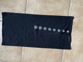 active by Tchibo Tube Scarf black-silver-colored