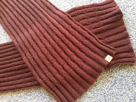 Levi's Knitted Scarf bordeaux-carmine