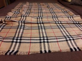Burberry London Cashmere Scarf multicolored