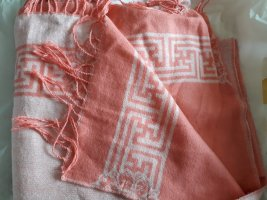 River Island Fringed Scarf pink-pink