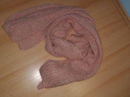 Schal Winter Winterschal XL Rosa