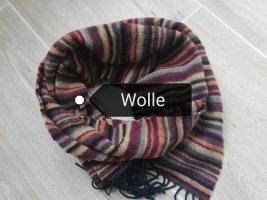 Burlington Sciarpa di lana multicolore