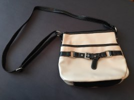 Schicke beige Handtasche