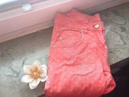 Schicke Corall-Farbene Jeans-Größe 36- Preis VB