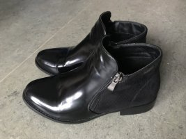 100% Fashion Low boot noir