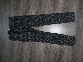 H&M Pantalone da abito bianco-nero