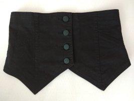 Tally Weijl Chaleco de vestir negro