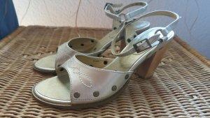 s.Oliver High Heel Sandal gold-colored