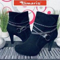 Schicke neue >> Tamaris << High Heel Stiefeletten Gr.41