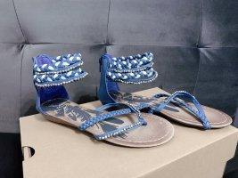 Toe-Post sandals cornflower blue