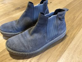 Gabor Ankle Boots grey-white
