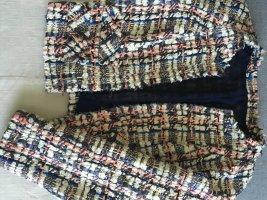 Unterqüe Tweed Blazer multicolored cotton