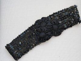 Puszta Cinturón pélvico negro poliamida
