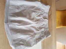 Street One Falda de talle alto gris claro