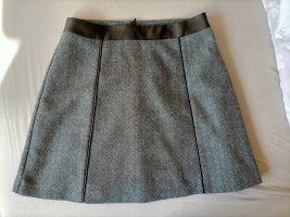 Esprit Pinafore skirt black-grey