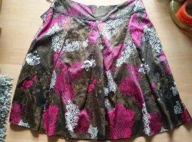 s. Oliver (QS designed) Peplum jurk brons-roze