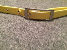Pieces Cintura giallo