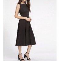 Schickes schwarzes Kleid von SHEIN