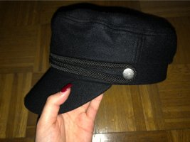 YSTRDY Fabric Hat black polyester