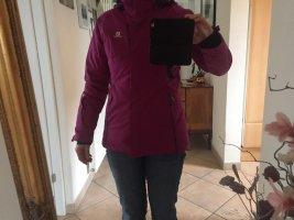 Salomon Sports Jacket purple