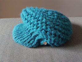 Esprit Sombrero de punto azul cadete