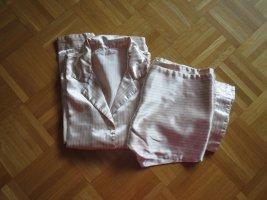 Schlafanzug, Gr.36/38, beige