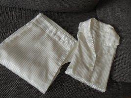 Schlafanzug, Gr.36/38, Creme Farbe
