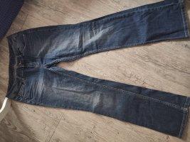 Esprit Pantalón de campana azul