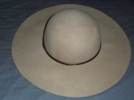 Only Floppy Hat nude mixture fibre