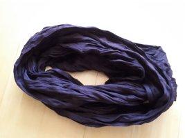 Zero Bufanda tubo violeta oscuro