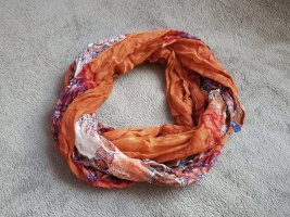 Cecil Écharpe ronde multicolore tissu mixte