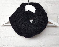 H&M Bufanda tubo negro