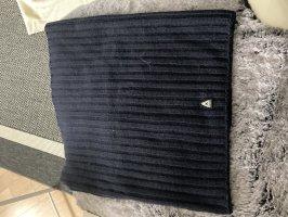 Gaastra Écharpe en laine bleu foncé