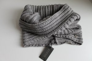 Guess Tube Scarf grey-light grey