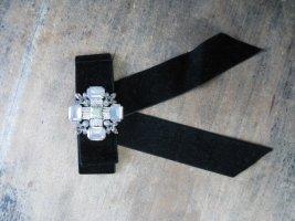 Sweet Deluxe Spilla nero-bianco Tessuto misto