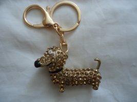 Schlüsselanhänger Dackel