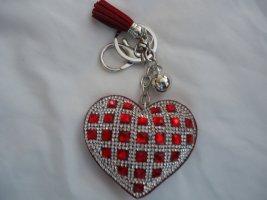 Porte-clés magenta
